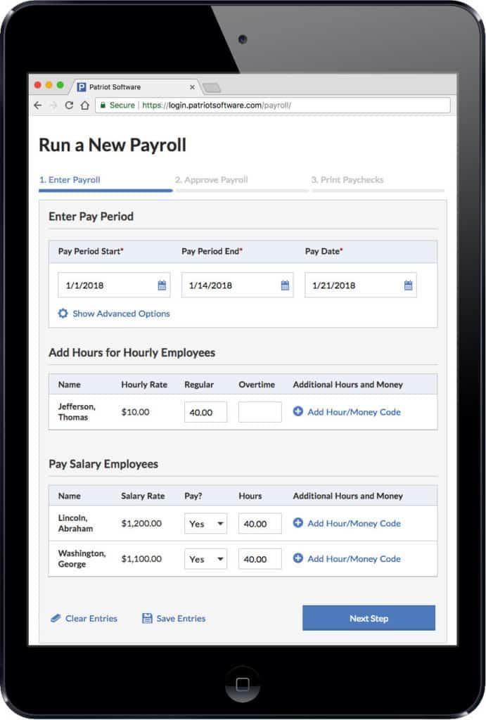 logiciel de paie pour Mac