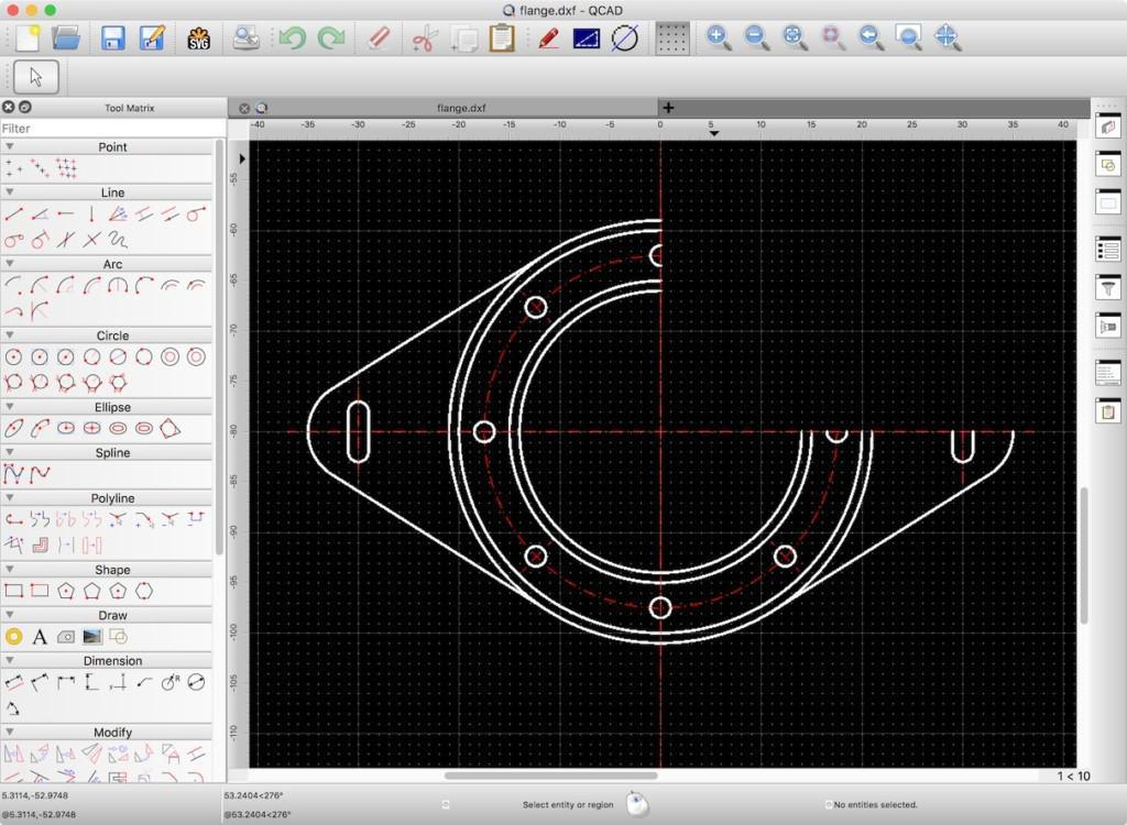 logiciel de CAO pour Mac